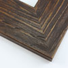 "3-1/8"" Sherwood Walnut Natural & Wood Grain, Distressed/Rustic, Traditional"